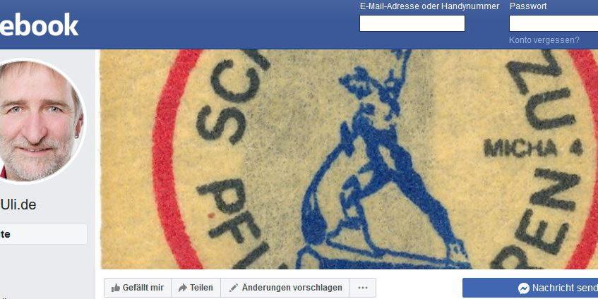 Mehr von Wählt-Uli.de auf Facebook anzeigen